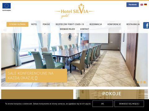 Silvia Gold hotele Gliwice