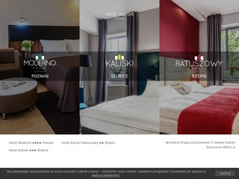 Hotelkaliski.pl