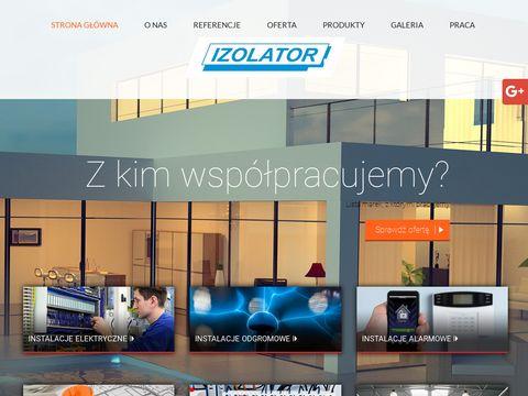 Izolator elektryk Wojkowice