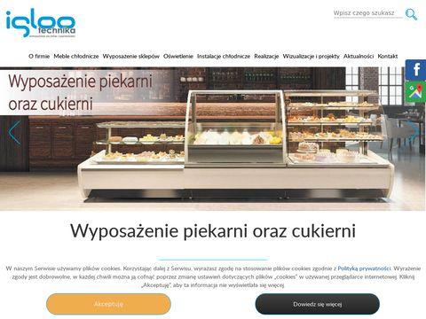 Iglootechnika.pl lady