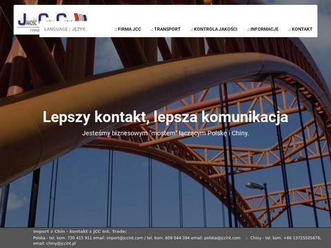 Import z Chin kompleksowa obsługa