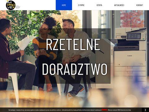 Improvex drukarki Kalisz