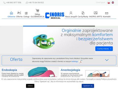 Inoris.pl ustniki endoskopowe