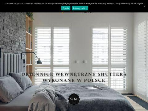 Inwood.pl okiennice shutters