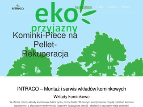 Intraco-kominki.pl