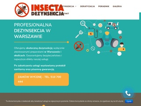 Insecta-dezynsekcja.pl