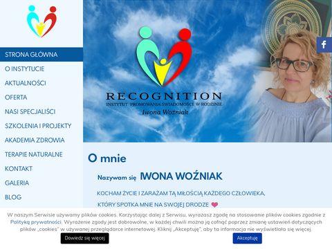 Instytutrecognition.pl dr Ludmiła