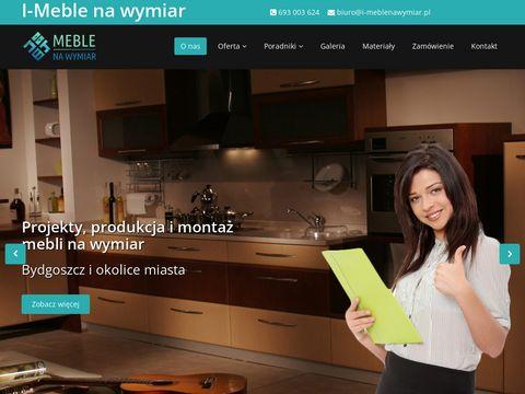 Kuchnie na wymiar Bydgoszcz