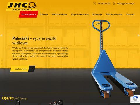 Jhc Service paleciaki Wrocław