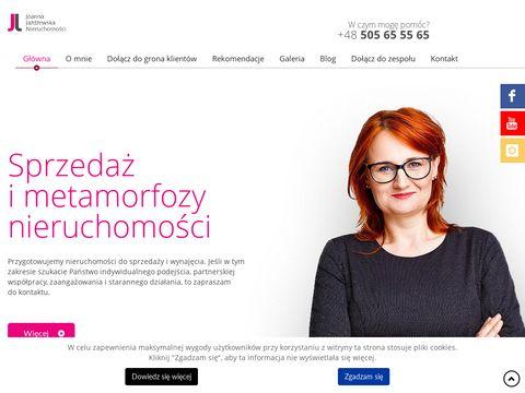 Joannajazdzewska.pl biuro
