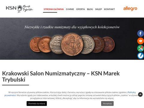Skup monet Kraków