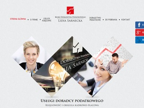 Sarnecka Lidia biuro księgowe Toruń