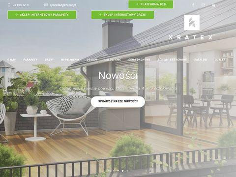 Kratex.pl drzwi zewnętrzne