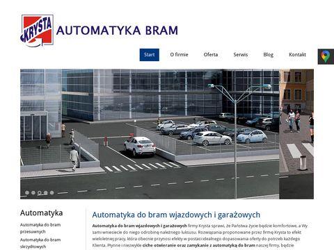 Krysta automatyka Piaseczno