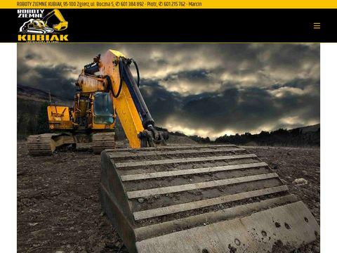 Kubiak-koparki.pl