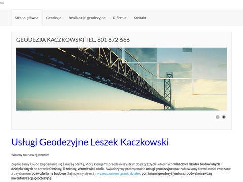 Kaczkowski.com.pl