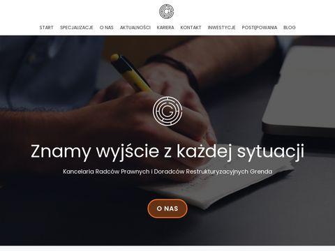 Patrycja Grenda prawnik Poznań