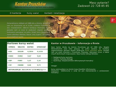 Kantor Pruszków