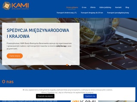 Kami-spedycja.com
