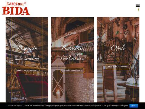 Restauracja Lublin - Karczma Bida