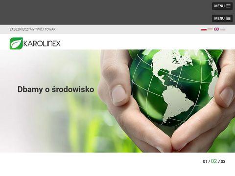 Karolinex - kaptury foliowe