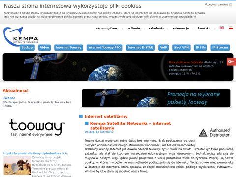 Kempa Invest szybki internet