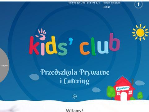 Kids Club opieka nad dziećmi Łódź
