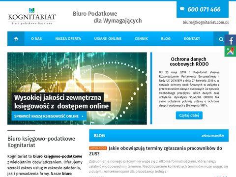Kognitariat.pl biuro podatkowe