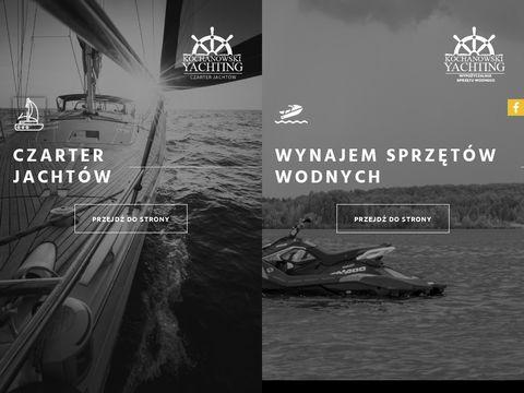 Kochanowski Yachting czartery