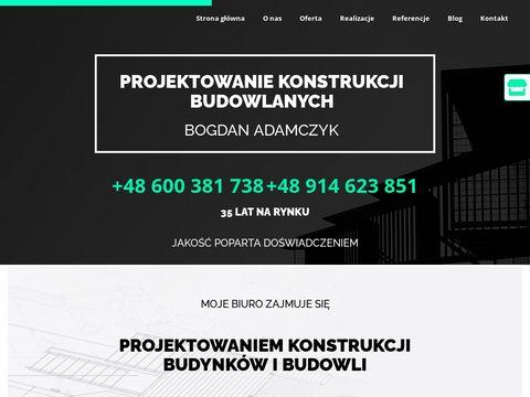 Konstrukcjeadamczyk.pl