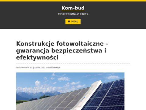 Kom&Bud cieśla Bydgoszcz