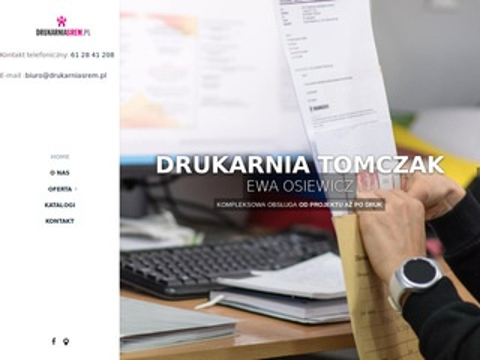 Drukarniasrem.pl