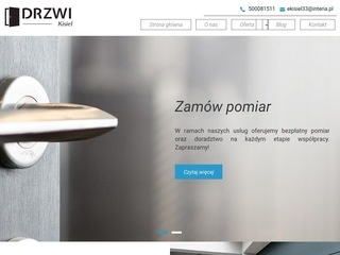 Drzwi-kisiel.pl montaż drzwi