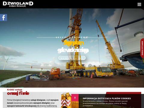 Dzwigland.pl