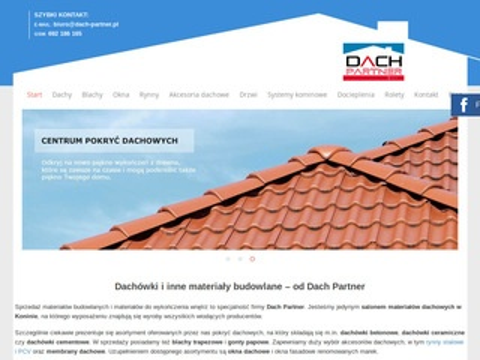 Dach-Partner okna pcv Konin