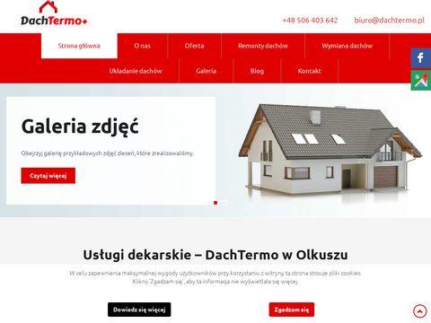 Dachtermo.pl