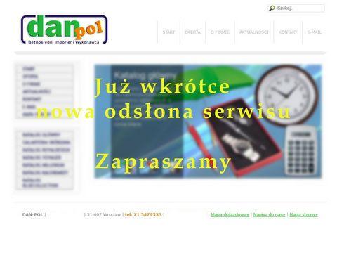 Dan-Pol nadruki Wrocław