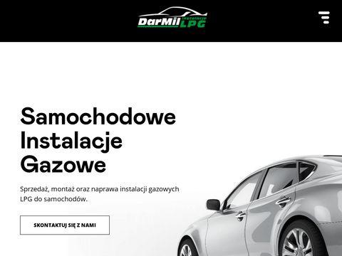 Darmil instalacje gazowe Białołęka