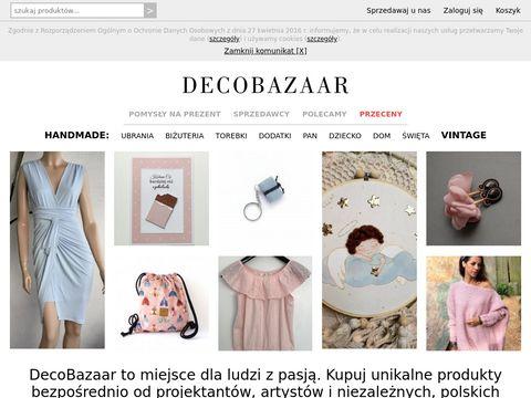 DecoBazaar - handmade dla dzieci