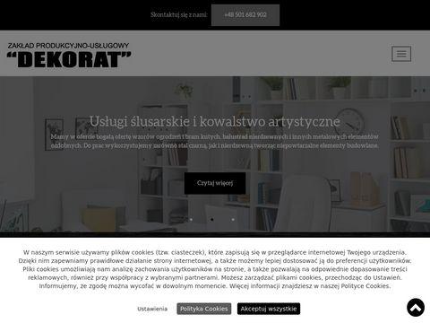 Dekorat-koszalin.pl