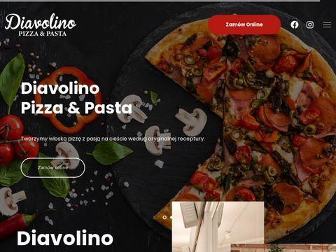 Diavolino - pizzeria Olsztyn