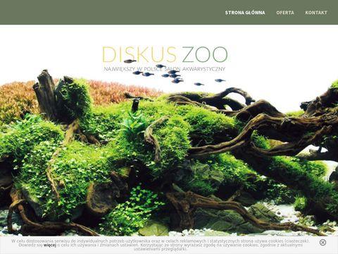 Diskus Zoo tetra Warszawa