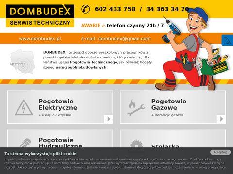 Dombudex.pl elektryk Częstochowa