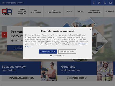 Dombud mieszkanie Katowice