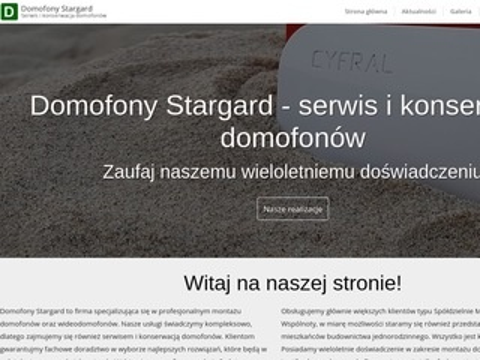 Domofony.stargard.pl