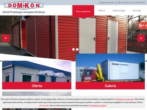 Domkon.com.pl