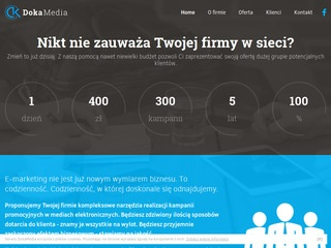 Doka Media agencja interaktywna
