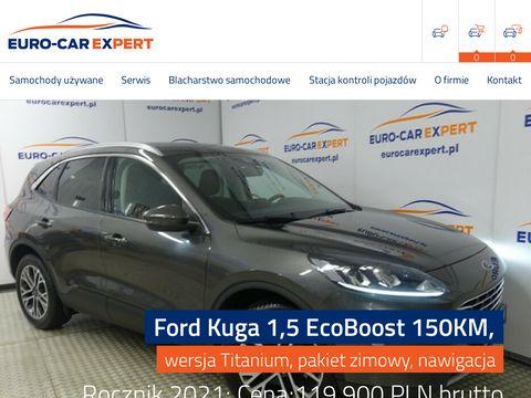Euro-Car Expert auta z gwarancją