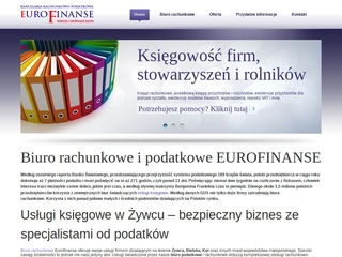 Eurofinanse księgowość Bielsko