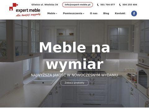 Expert-meble.pl szafy przesuwne